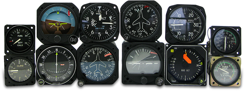 Helicopter Instruments
